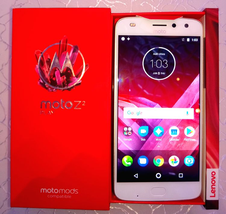 Lenovo-owned Motorola on Thursday expanded its Moto Z series and launched Moto Z2 Play smartphone for Rs 27,999. The device will be available across all leading mobile stores and Flipkart from June ...