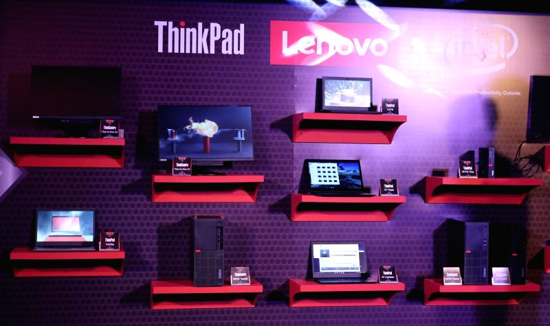 "Lenovo's  ""Think"" products."