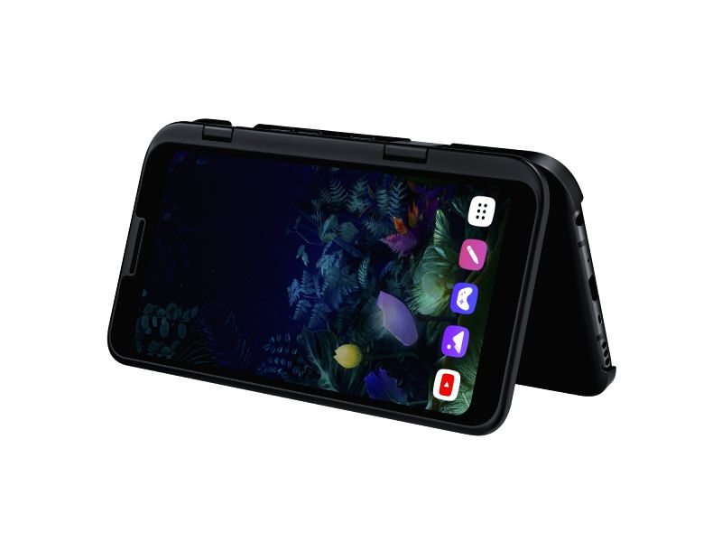 LG V50 ThinQ with Dual Screen.