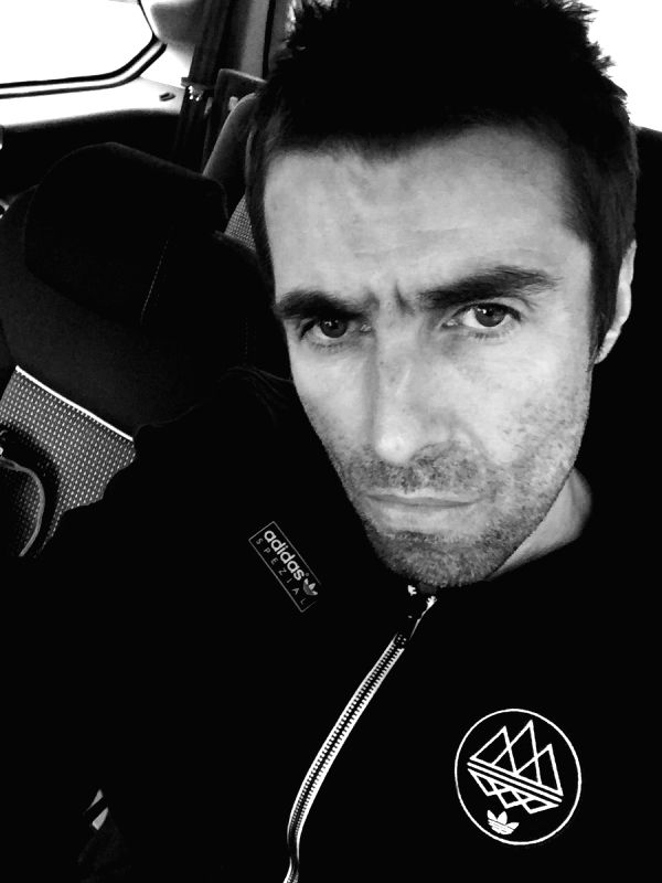 Liam Gallagher. (Photo: Twitter/@liamgallagher)