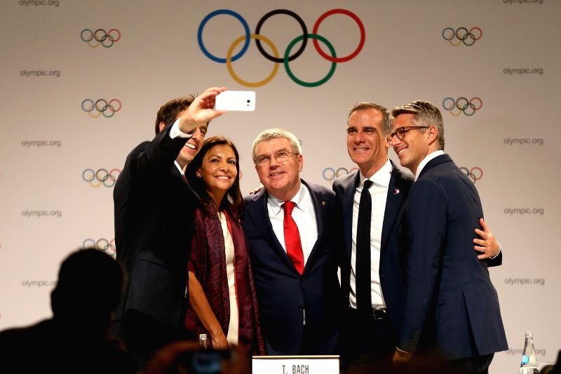 Olympics: IOC crowns Paris 2024, Los Angeles 2028 in unique double