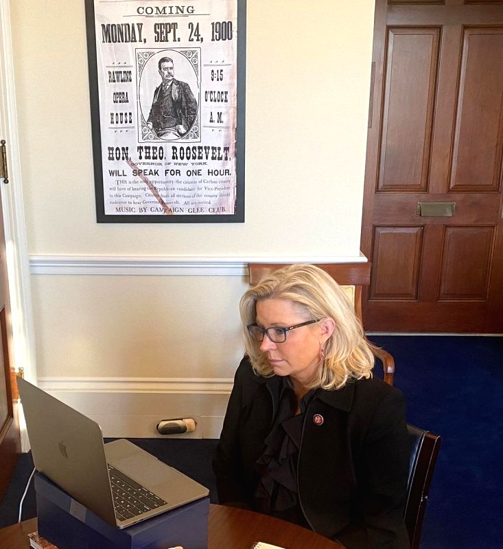 Liz Cheney's ouster from Republican leadership may deepen divide