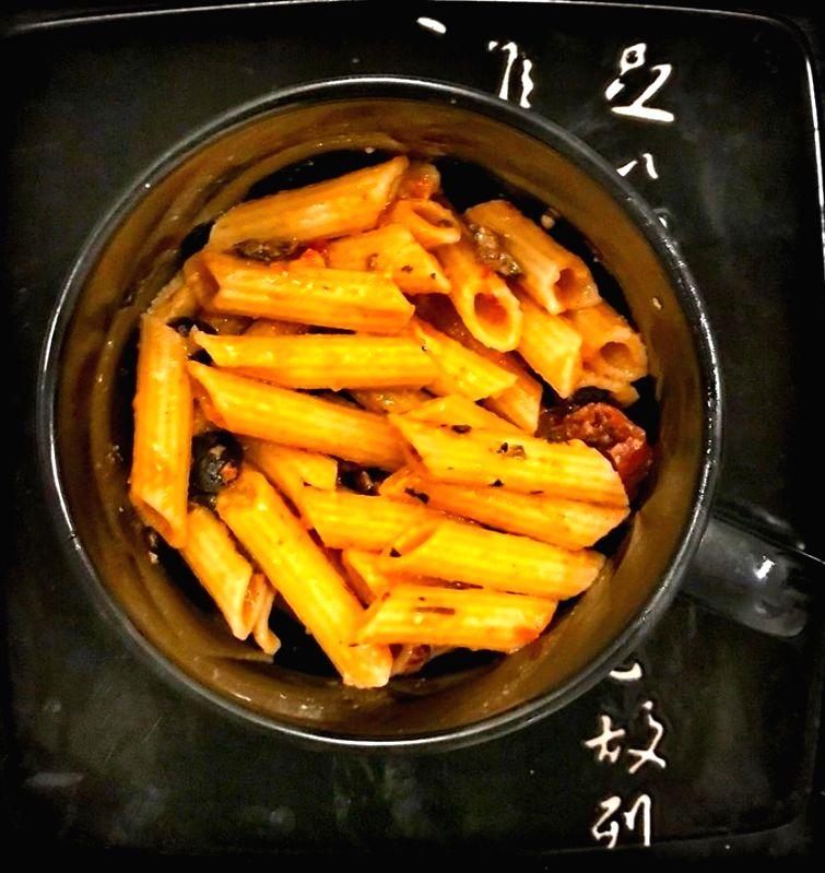 Lockdown diaries: Richa Chadha makes gluten-free pasta.