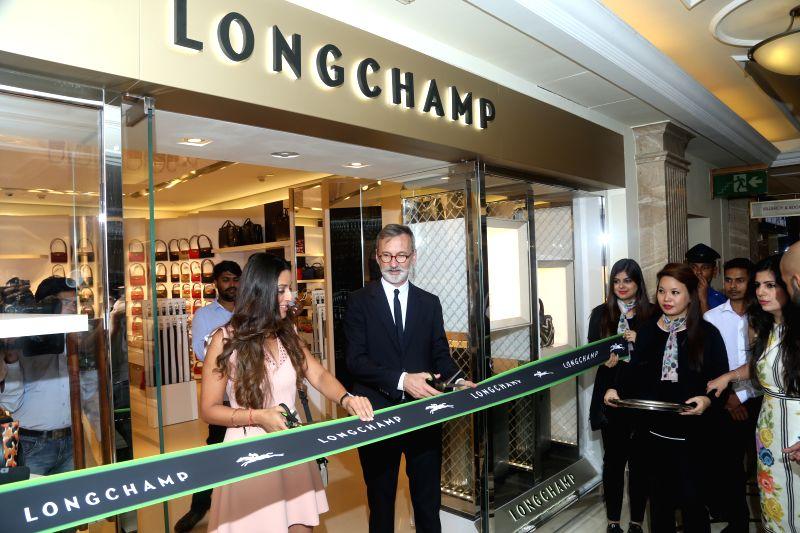 Longchamp launch in Delhi