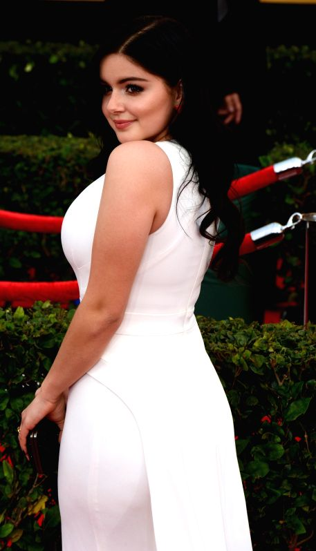Los Angeles (US): Actress Ariel Winter at the  American Actors Guild Awards held at the Shrine Auditorium in Los Angeles, US on Jan 26, 2015. - Ariel Winter