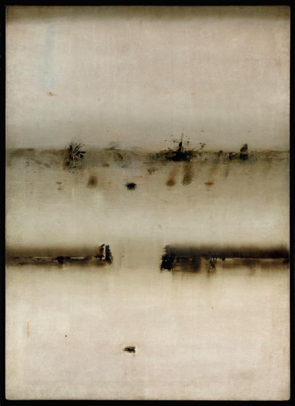 Lot 107 - V S Gaitonde, Untitled, 1965