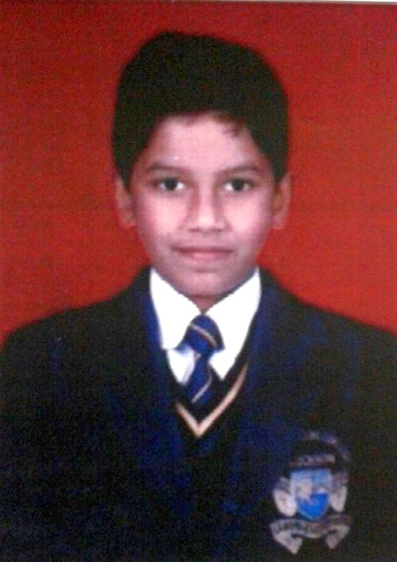 Rahul Shridhar, a student of La Martinere College who died after falling from the first floor of the school building in Lucknow on April 10, 2015. (File Photo: IANS)