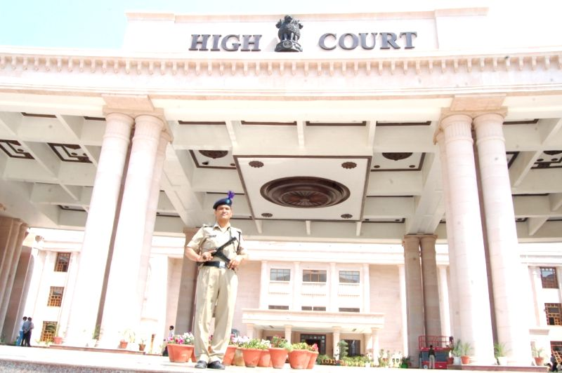 Lucknow: The new building of the Lucknow bench of Allahabad High Court. (Photo: IANS)