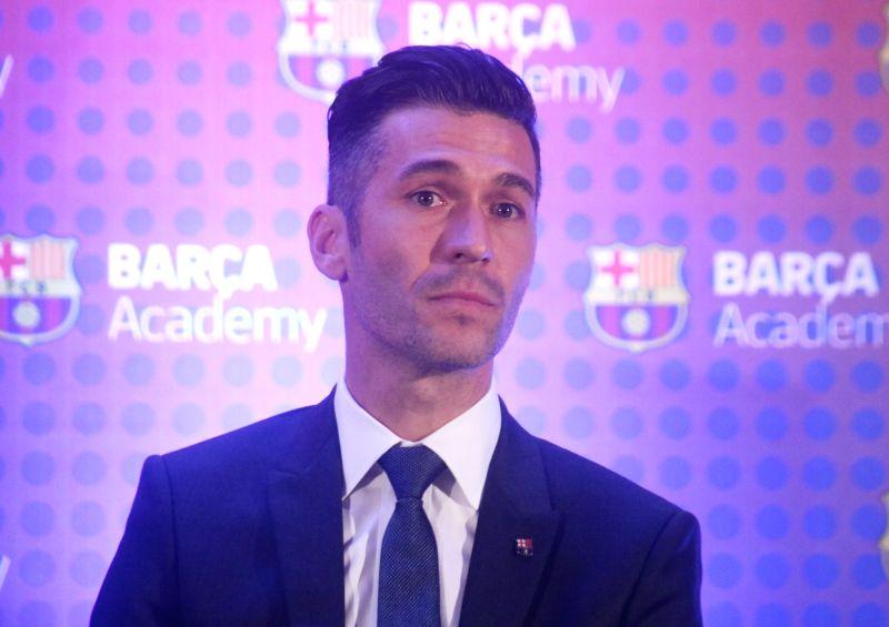 Luis Garcia. (Photo: IANS)(Image Source: IANS News)