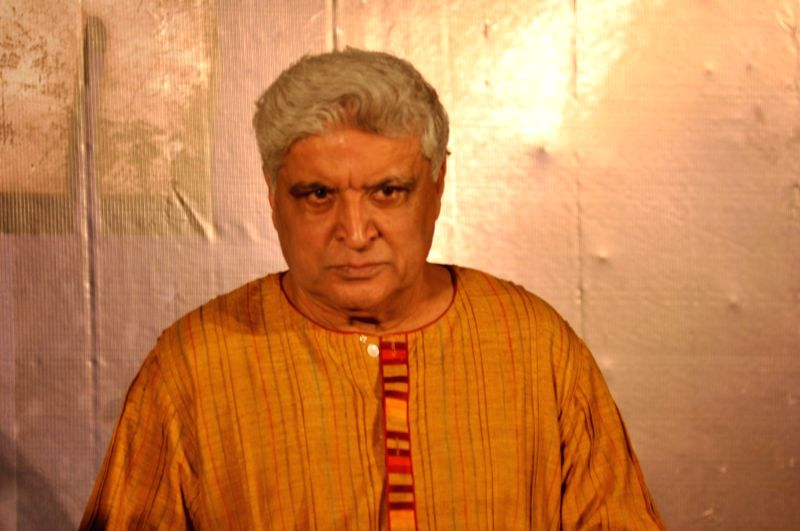 Lyricist Javed Akhtar. (File Photo: IANS)
