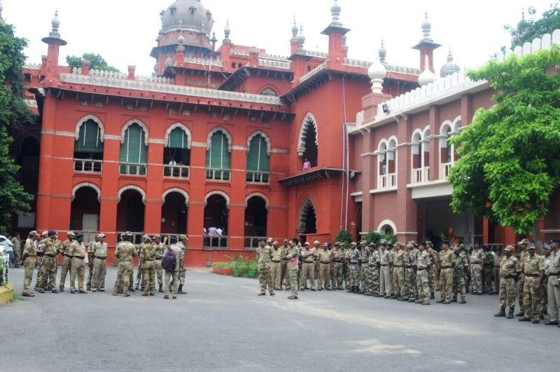 Madras High Court. (File Photo: IANS)