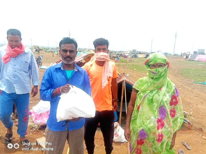Maha NGO whips up ready-to-cook food kits for tribals, migrants
