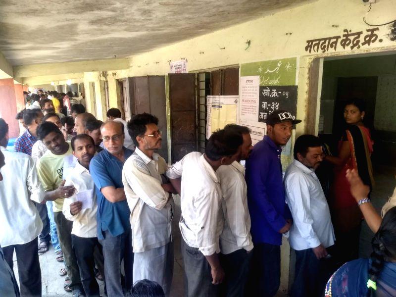 Maharashtra: Scions, stalwarts fight for 14 seats in phase 3. (Photo: IANS/PIB)