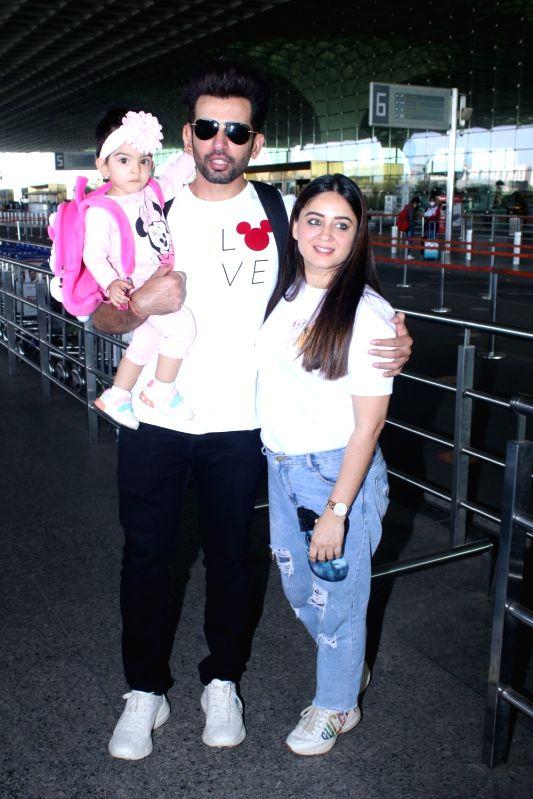 Mahhi Vij enjoying the stint as mother blogger