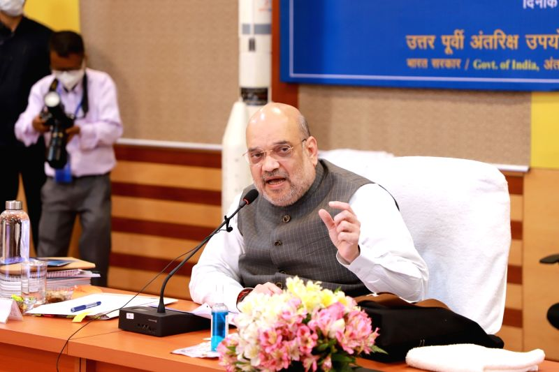 Making growth destination, all NE state capitals to link by air, rail by 2023-24 : Amit Shah