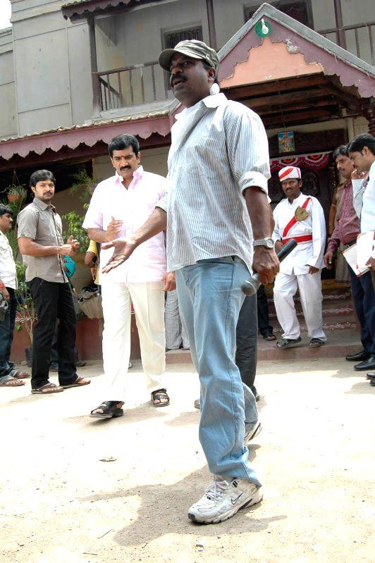 Making of Telugu film Mana Kurralle.