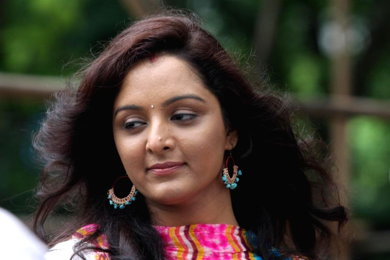 Malayalam actress Manju Warrier