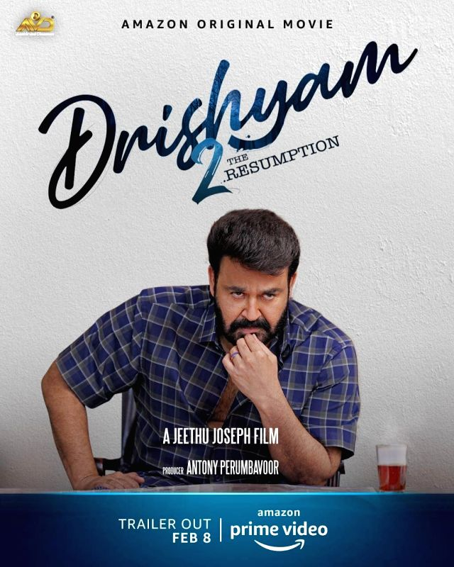 Malayalam superstar Mohanlal says Drishyam 2 will take forward the legacy of the franchise, dispelling all theories and answering all questions. The trailer of the film was launched on Saturday. (Instagram)