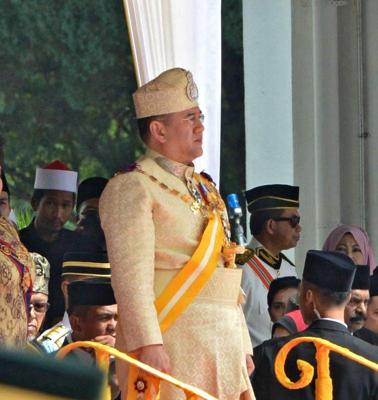 Malaysia King Muhammad V of Kelantan. (File Photo: IANS)