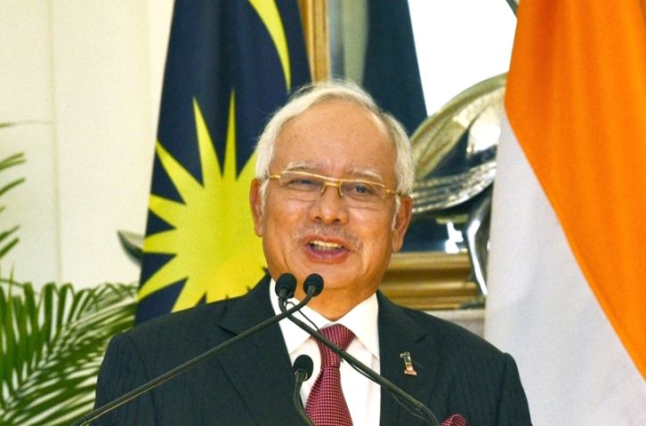Malaysia Prime Minister Najib Razak. (File Photo: IANS) - Najib Razak