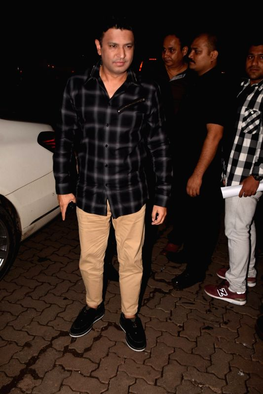 Managing Director of T-Series Bhushan Kumar at the producer Dinesh Vijan birthday celebration in Mumbai on July 26, 2018. - T-Series Bhushan Kumar