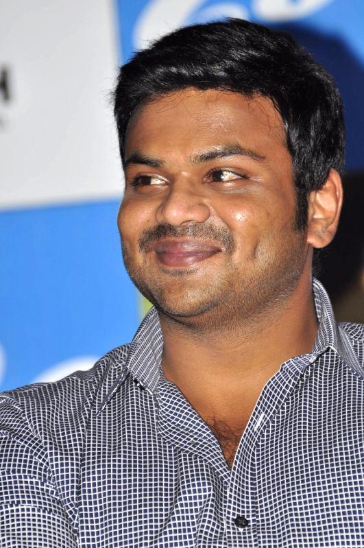 Manchu Manoj acted Shourya movie logo launch held at Hyderabad