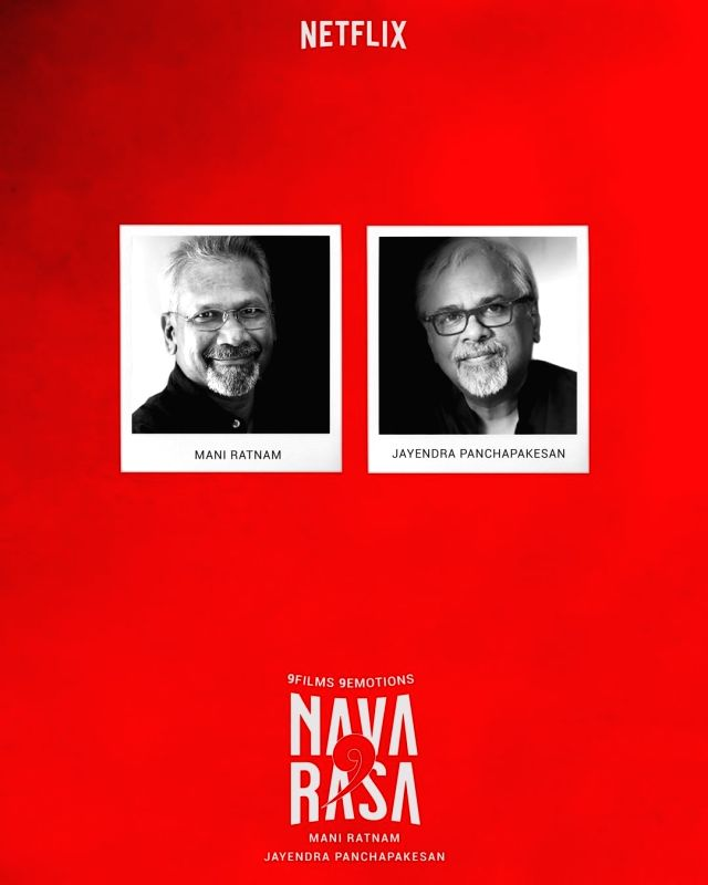 Mani Ratnam, Jayendra Panchapakesan back anthology aiding Covid-hit Tamil film workers