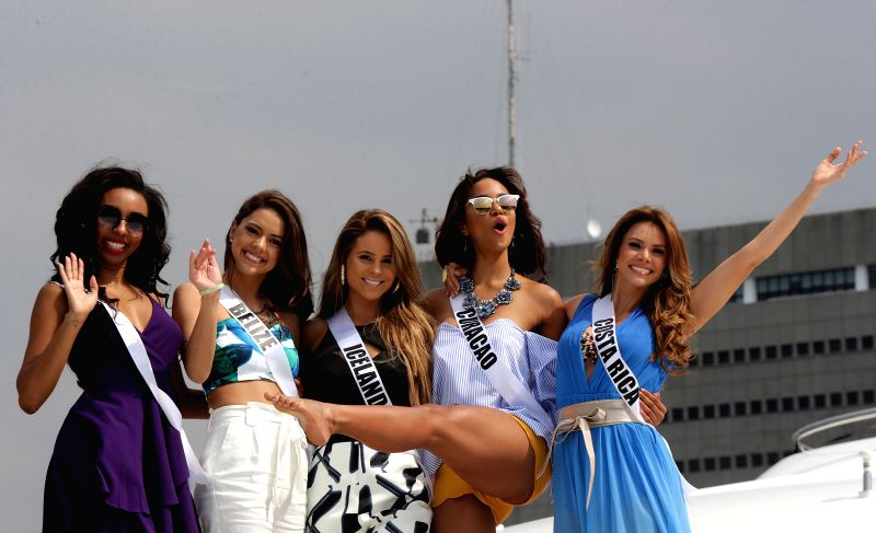 Rapper Flo Rida to perform in Miss Universe pageant