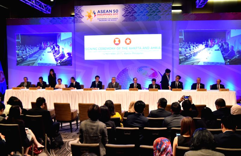 Asean, Hong Kong ink free-trade deal