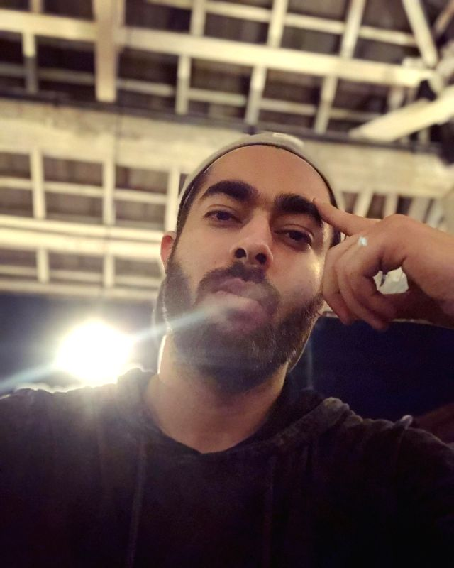 Manjot Singh: Good to unlearn to get into process of attempting something new (Photo: instagram)