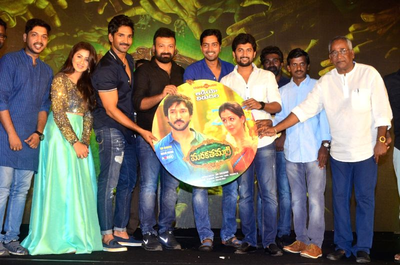 Marakathamani Movie Audio Launch, on Hyderabad, June 4, 2017.