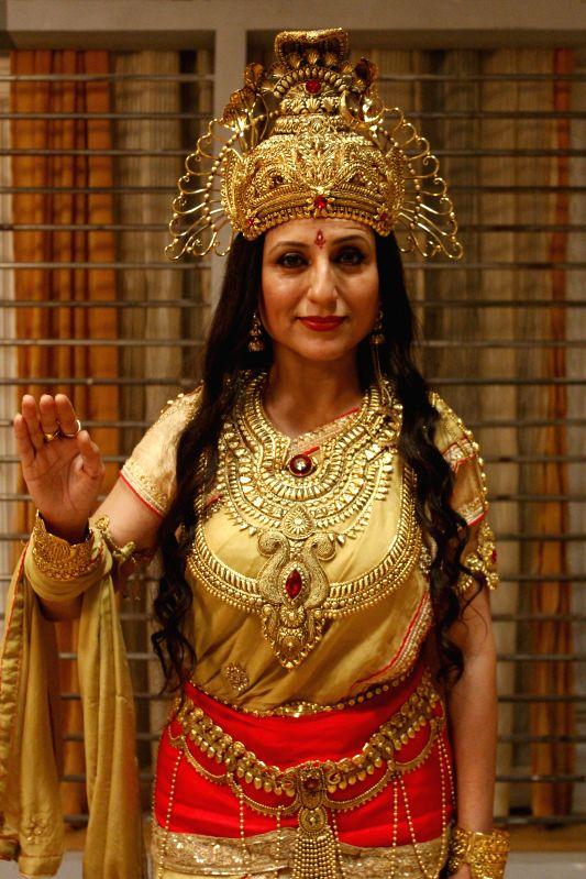Marathi actress Kishori Shahane - Kishori Shahane
