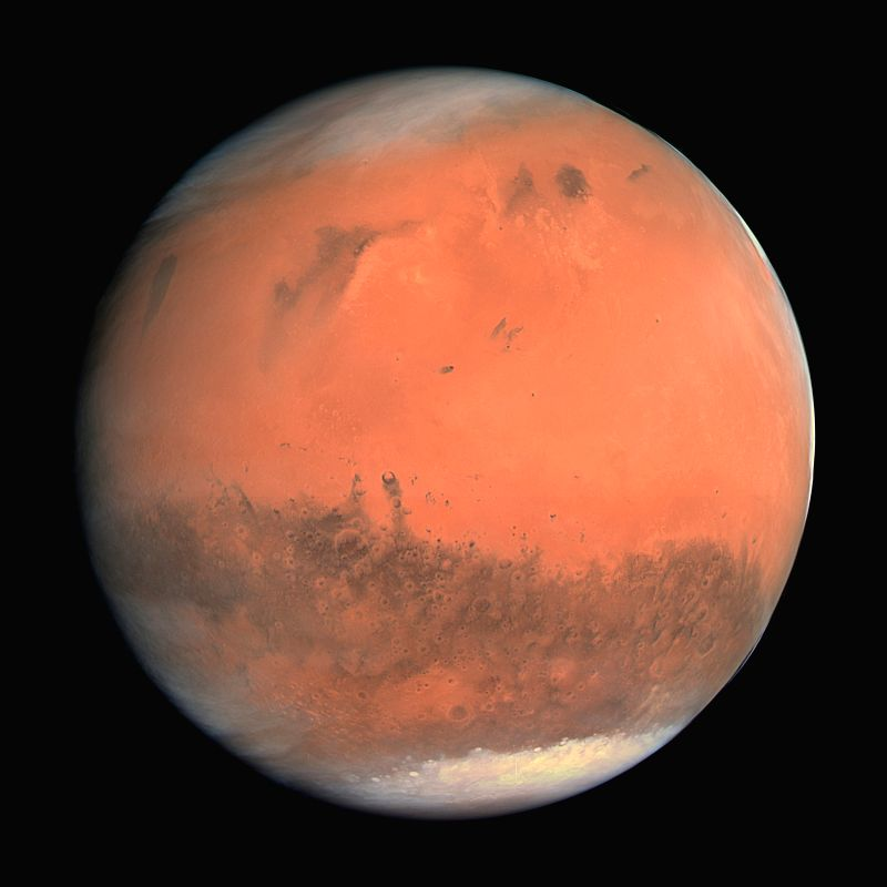 Mars, the Red Planet: What secrets is it still hiding