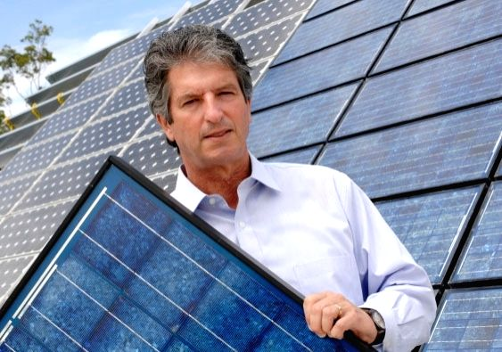 Martin Green: 'Godfather of Australia's solar industry