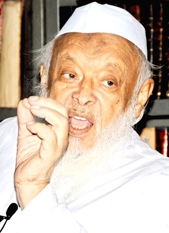 Maulana Arshad Madani.