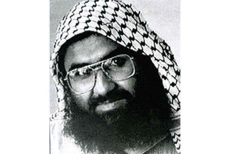 Maulana Mohamad Masood Azhar Alvi.(Image Source: IANS News)