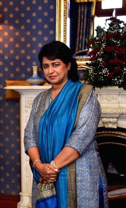 Mauritius President Ameenah Gurib-Fakim. (File Photo: IANS)