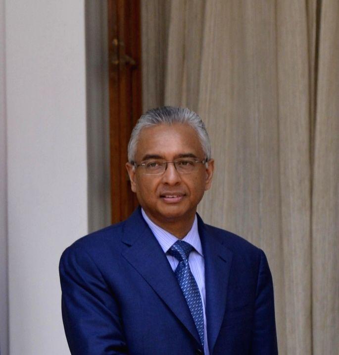 Mauritius Prime Minister Pravind Kumar Jugnauth. (File Photo: IANS) - Pravind Kumar Jugnauth