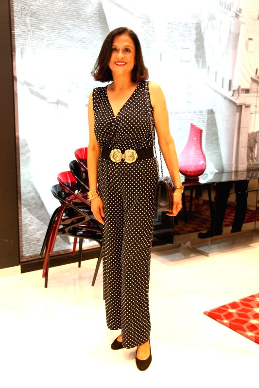 Meeru Pai during Roche Bobois store launch in Bangalore on Nov 28, 2015.