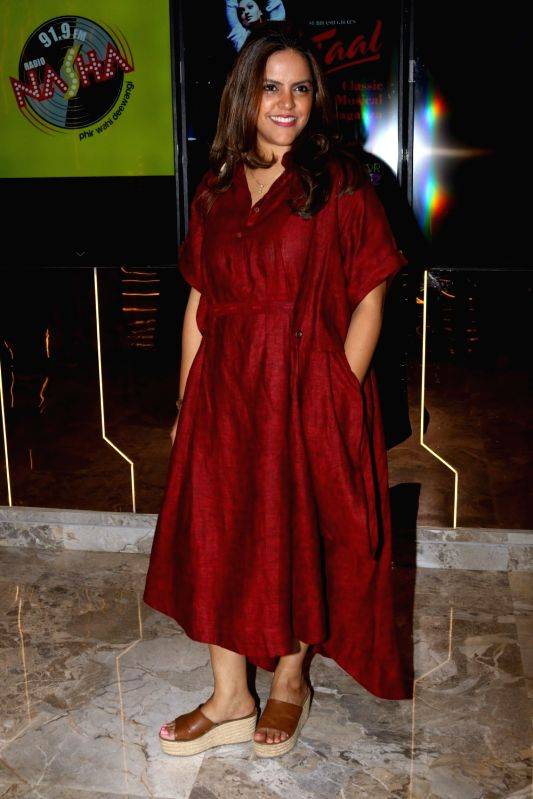 Meghna Ghai Puri, President, Whistling Woods International during the screening of classical film Taal in Mumbai on April 9, 2017.