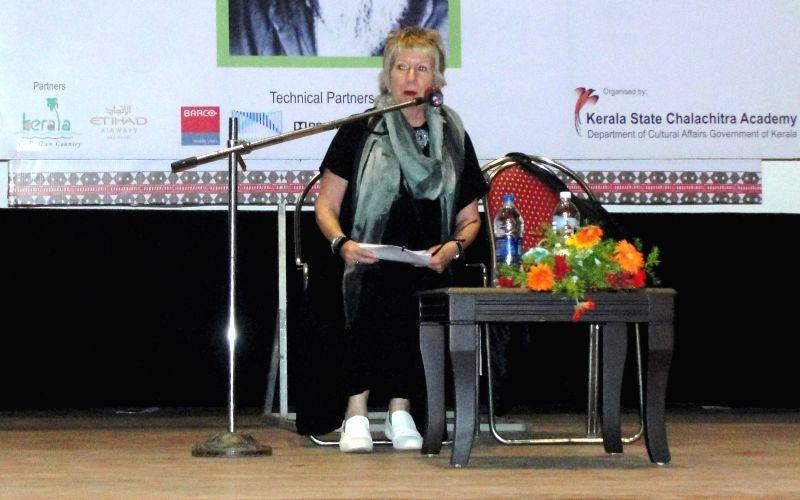 Melbourne film festival chair Claire Dobbin.