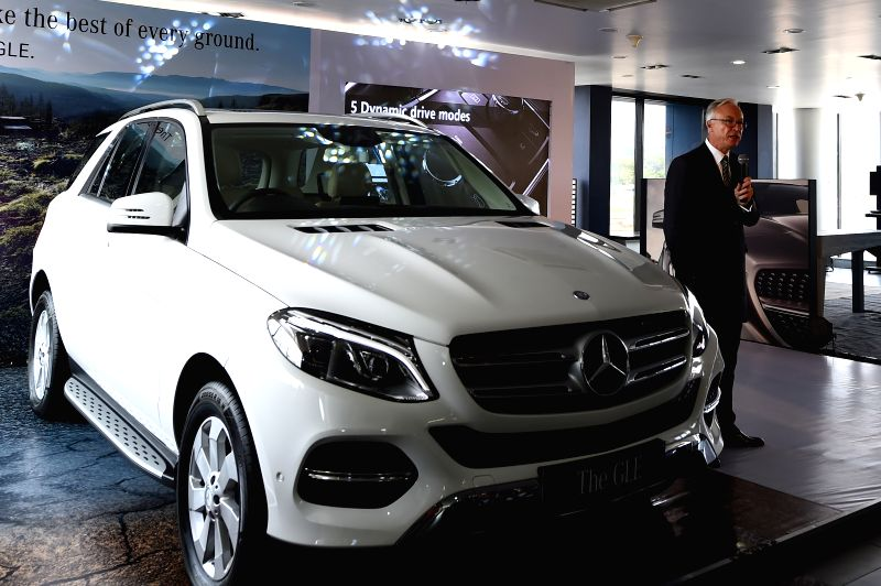 Mercedes benz launches gle for Mercedes benz chennai