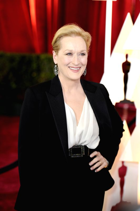 Meryl Streep says she 'was so bad' on 1st day of new film's shoot