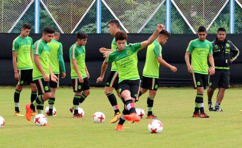 FIFA U17 World Cup - Practice Session - Mexico