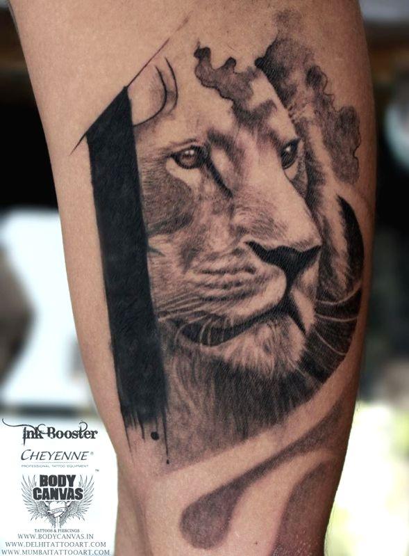 True Lion spirit