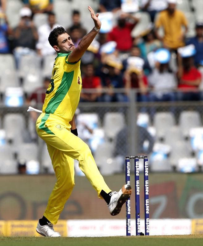 Mitchell Starc hopes extra time in gym would keep injuries at bay