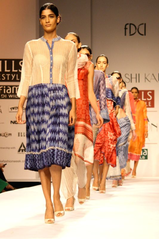 Wills Lifestyle India Fashion Week Autumn Winter 39 14