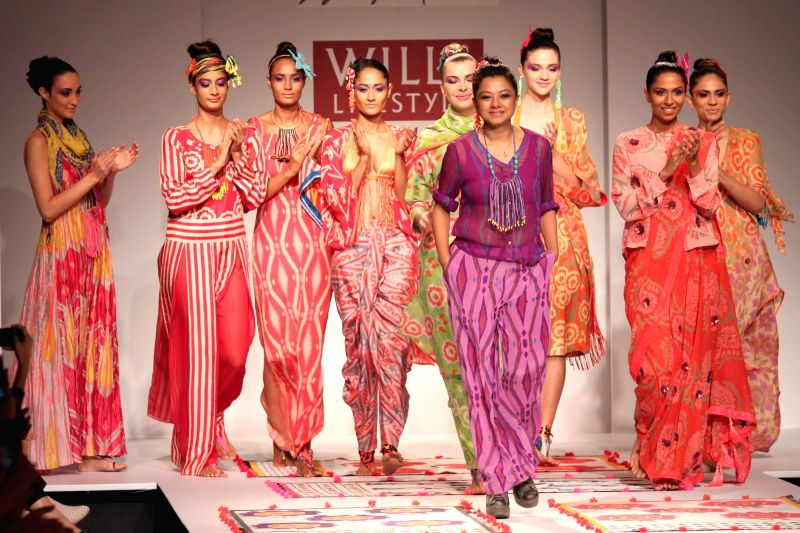 Wills Lifestyle India Fashion Week Anupama Dayal