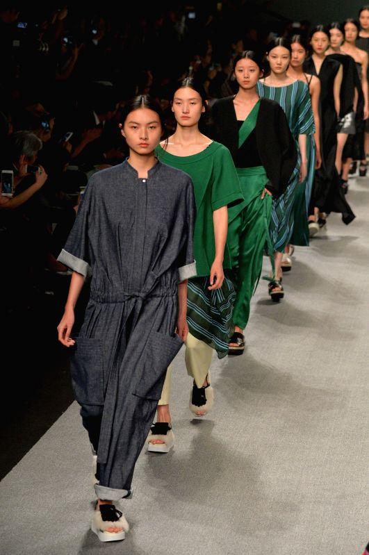 China Shanghai Fashion Week