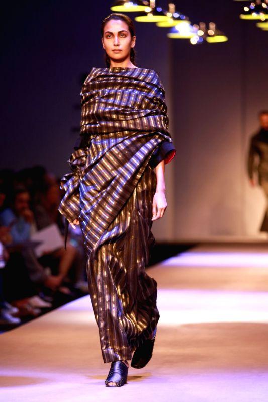 Amazon India Fashion Week 2016 Gaurav Jai Gupta
